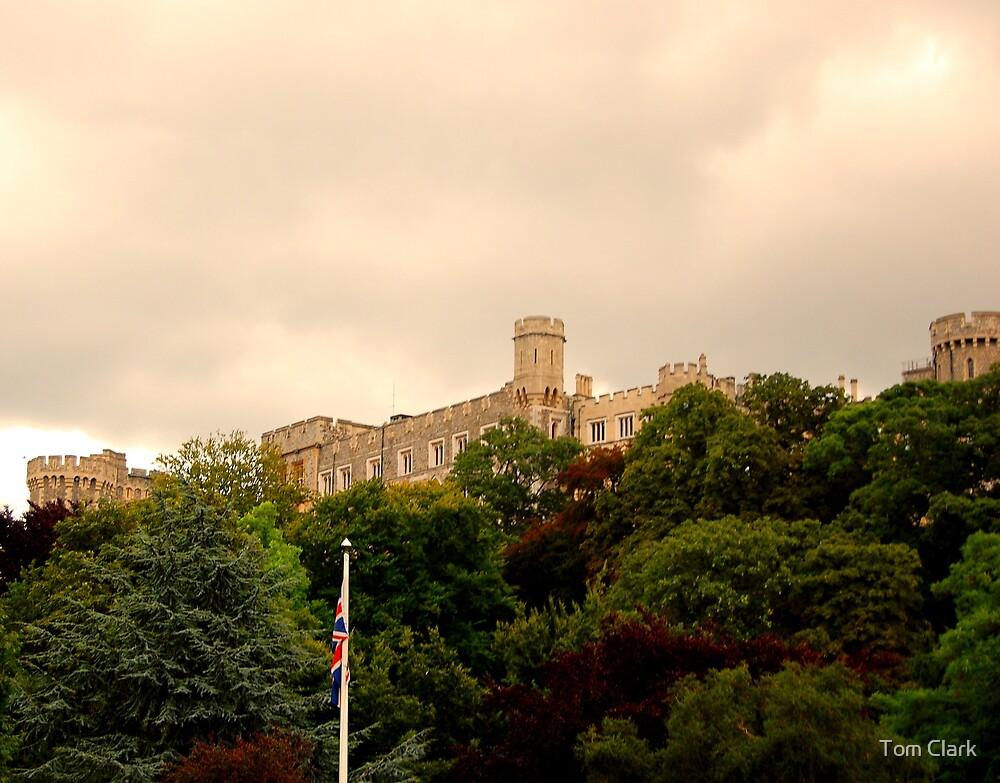 Windsor castle by Tom Clark