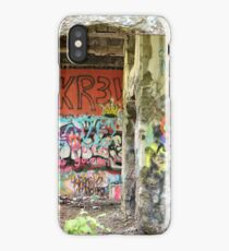 Grafitti iPhone Case/Skin