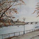 Putney Bridge by Alan Harris