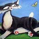 Sylvester - Art by TET by etourist