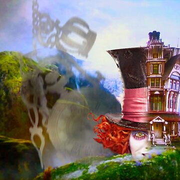 Mad Hatter - Hatters House by Chanash