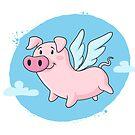 When Pigs Fly by zoljo