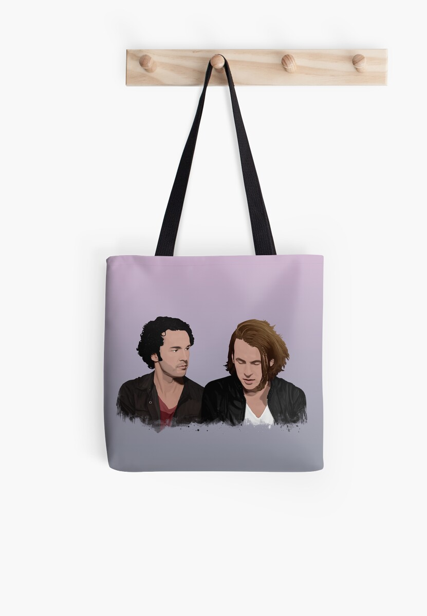 We Re Just Ordinary People You And Me Tote Bags By Houndofsiru