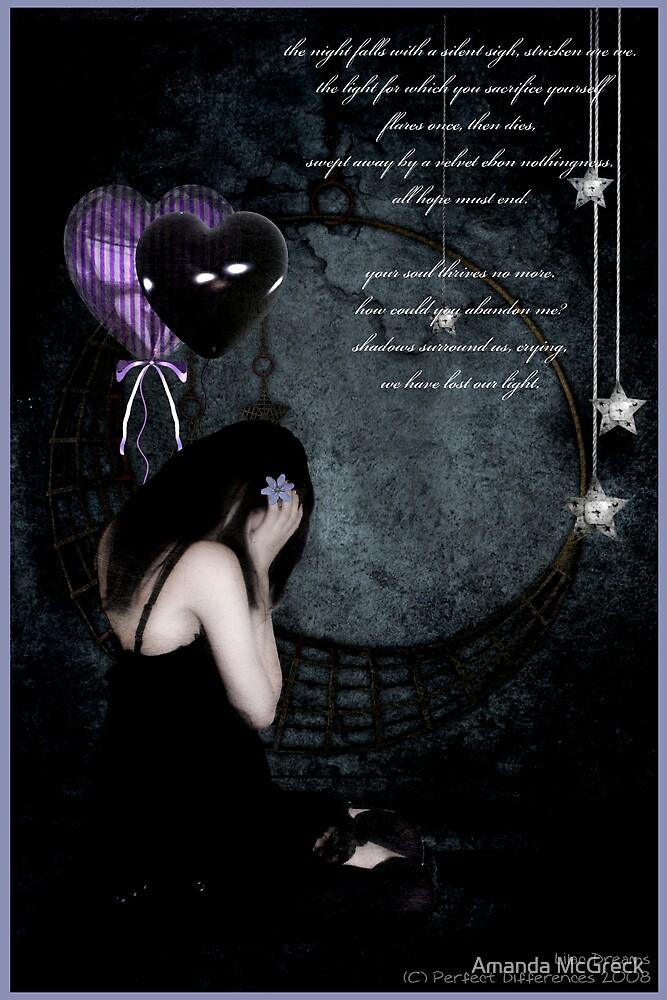 Lilac Dreams by Amanda McGreck