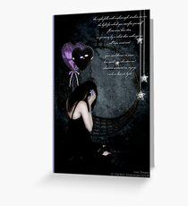 Lilac Dreams Greeting Card