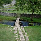 Malham Cove Stream Crossing by dougie1