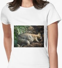 Dreaming Quokka Women's Fitted T-Shirt