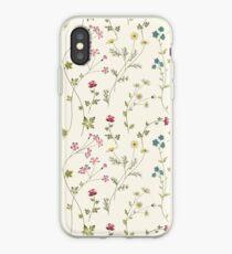 Pressed Flowers iPhone Case