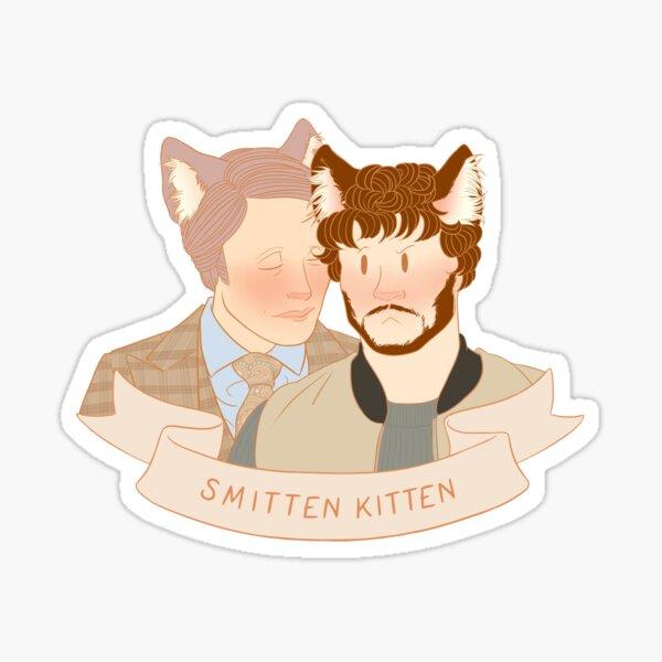 Smitten Kitten Sticker