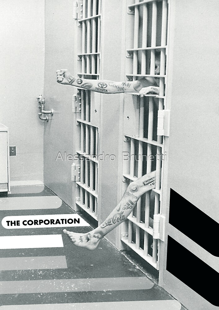 The Corporation by Alessandro  Brunetti