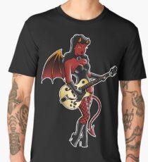 Rockabilly Demoness Men's Premium T-Shirt