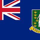 British Virgin Island Flag Products by Mark Podger