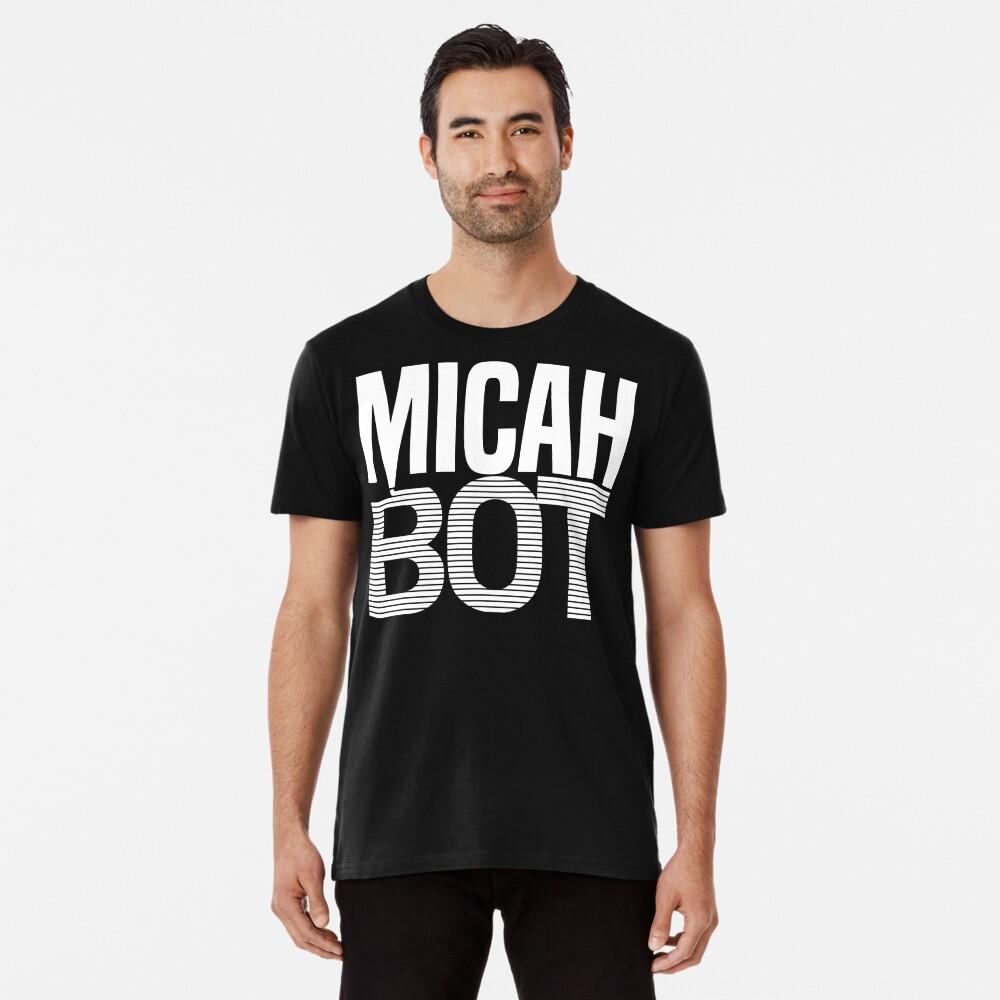 MicahBot Premium T-Shirt