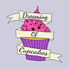 Dreaming of cupcakes by Asrais