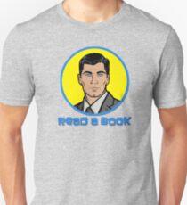 ARCHER READ A BOOK T-Shirt
