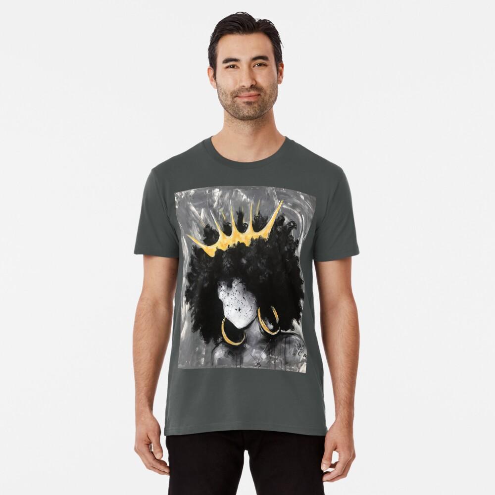 Naturally Queen III Premium T-Shirt