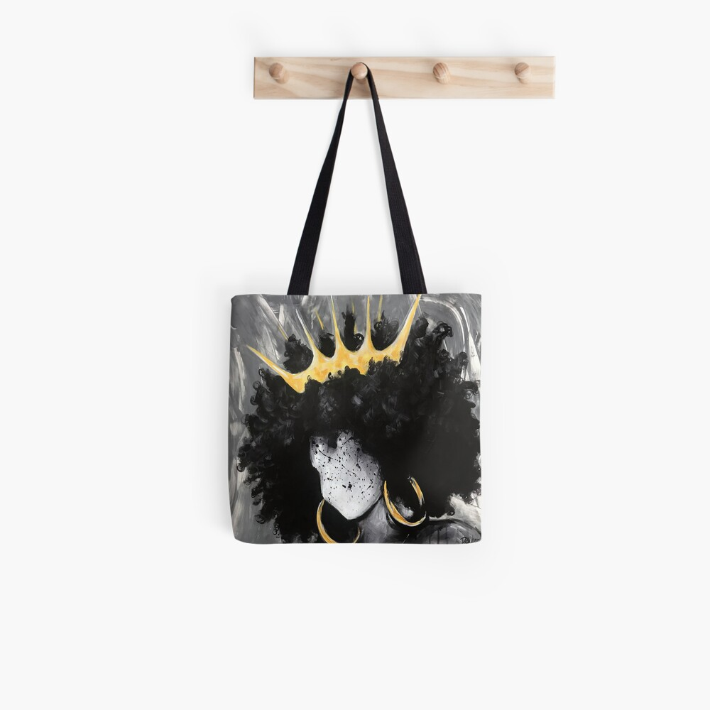 Naturally Queen III Tote Bag