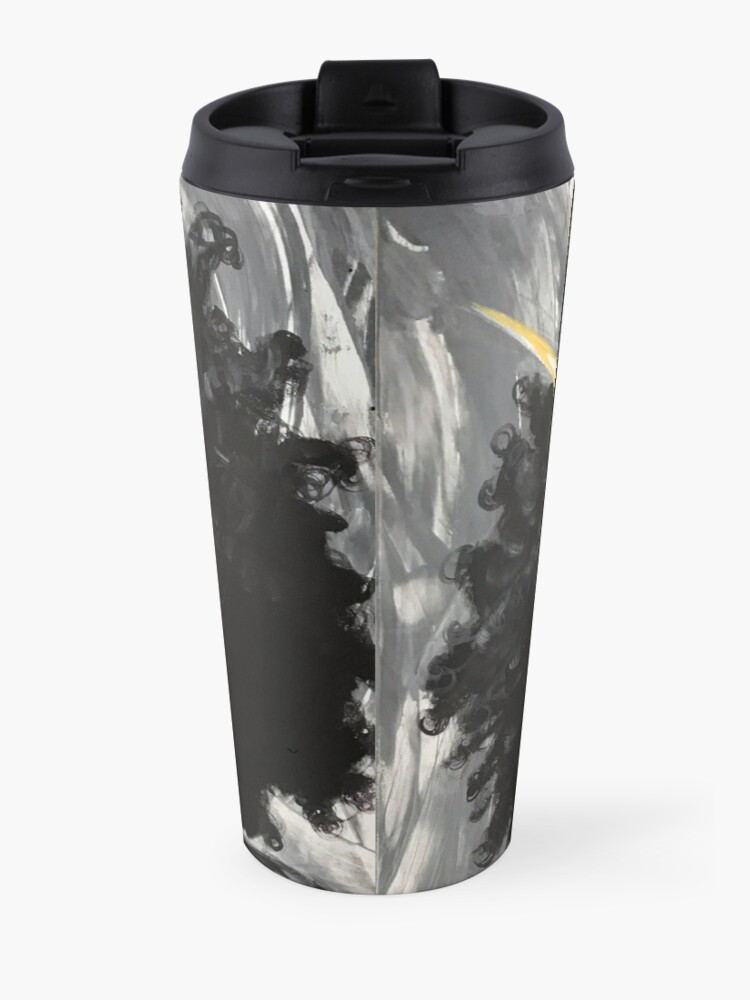 Alternate view of Naturally Queen III Travel Mug