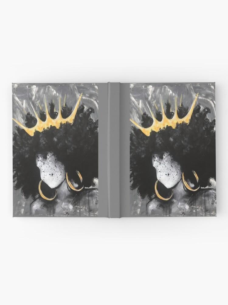 Alternate view of Naturally Queen III Hardcover Journal