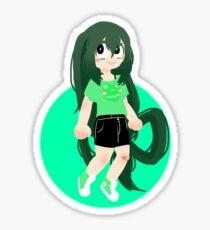 Tsuyu Asui  Sticker