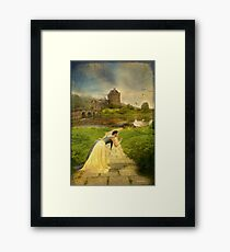 Once Upon A Time, Never Comes Again... Framed Print