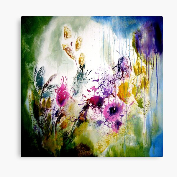 watergarden Canvas Print
