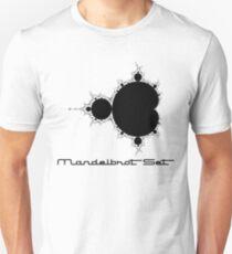 Mandelbrot Set - Fractal Symbol T-Shirt