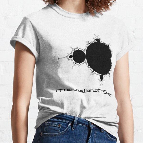 Mandelbrot Set - Fractal Symbol Classic T-Shirt