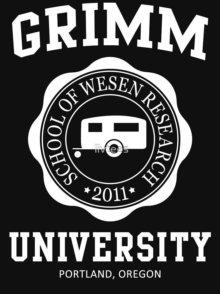 Grimm Universität von livtees