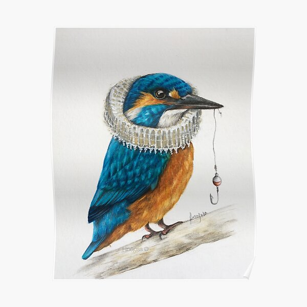 The Kingfisher Póster