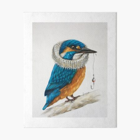 The Kingfisher Lámina rígida