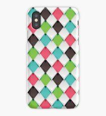 Origami Scales iPhone Case