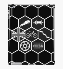 MTB Honeycomb Stealth iPad Case/Skin