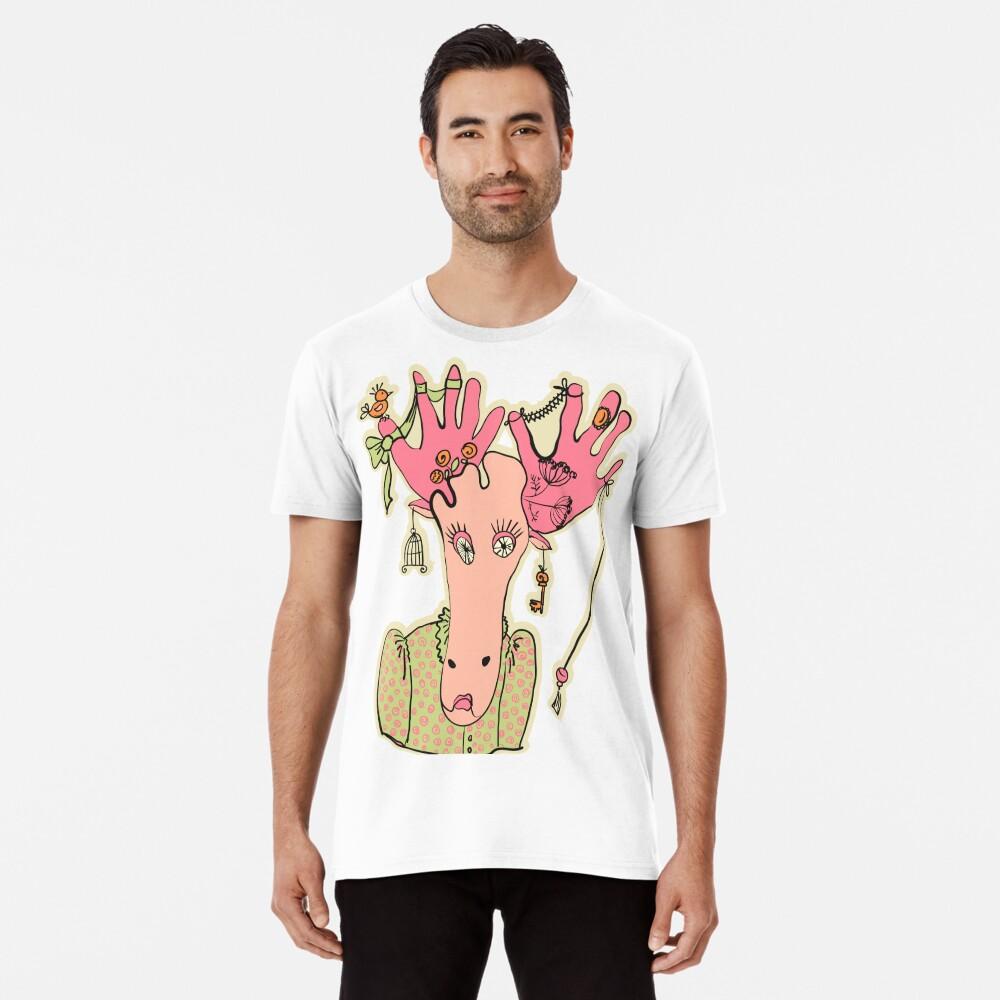 Elch Premium T-Shirt