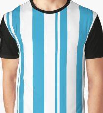 Dapper Dans - Blue Graphic T-Shirt