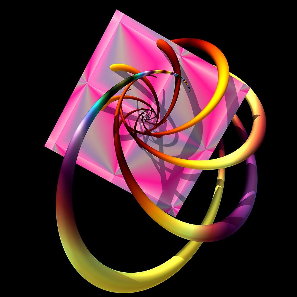 Loopy #7 by Kinnally