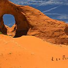 Ear of the Wind Arch by Yair Karelic