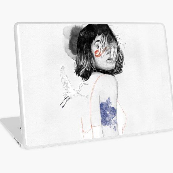 ARDEIDAE Laptop Skin