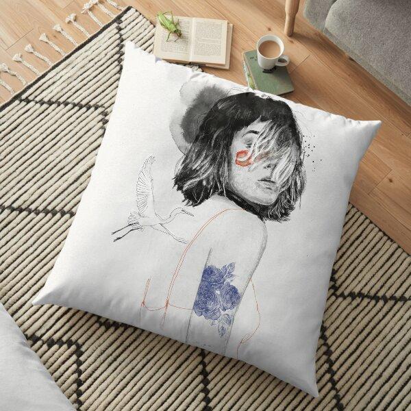 ARDEIDAE Floor Pillow