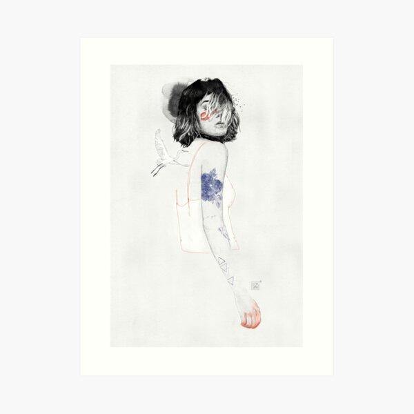 ARDEIDAE Art Print