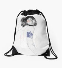 ARDEIDAE Drawstring Bag