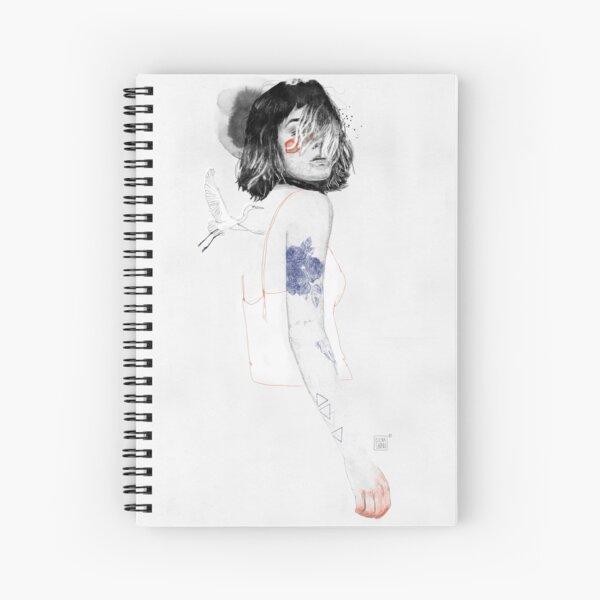 ARDEIDAE Spiral Notebook