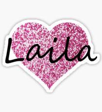 Laila Sticker