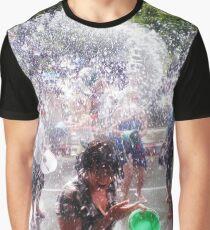 Songkran Thai New Year Graphic T-Shirt