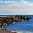 Outside the Harbour at West Bay, Dorset by trish725