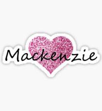 Mackenzie Sticker