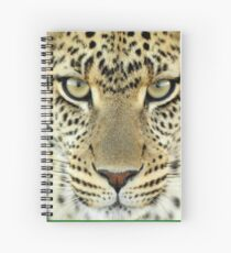 Cheetah Jungle  Spiral Notebook