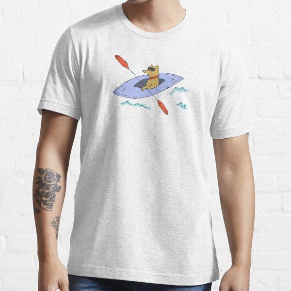 Cool Dog Kayaking Essential T-Shirt