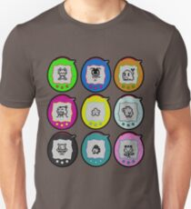 Tamagotchi Connection Print (Retro Virtual Pet) T-Shirt