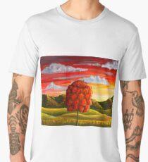 Autumn Dreamscape Men's Premium T-Shirt